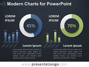 Modern Charts For Powerpoint