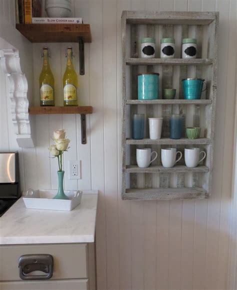 etagere deco cuisine étagère palette 49 idées et un tutoriel pour la