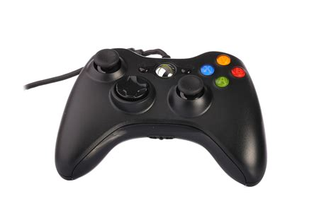 Microsoft Wired Controller Pad Xbox 360 Consoles Xbox