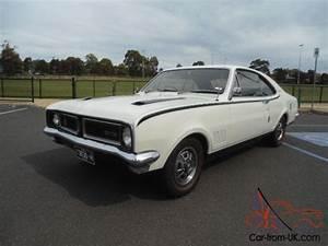 Holden Hg Gts Monaro 186s 4 Speed Unrestored Excelent
