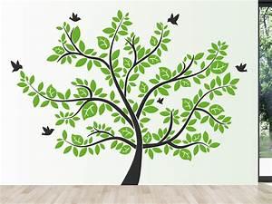Wandtattoo Lebensbaum von Wandtattoo de