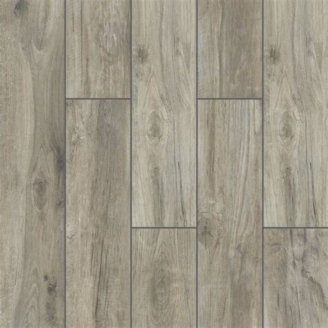 """Shaw Savannah Silver Tile Flooring 8"""" x 48"""""""