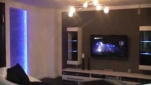 Raumteiler Mit Tv : wasserwand als raumteiler youtube ~ Yasmunasinghe.com Haus und Dekorationen