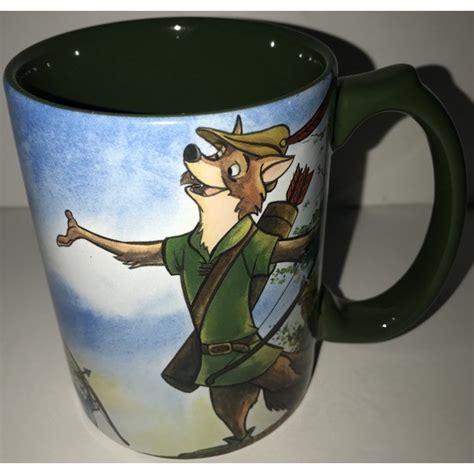 If you have any questions at all just ask! Disney Parks Robin Hood Little John Ceramic Coffee Mug New - Walmart.com - Walmart.com