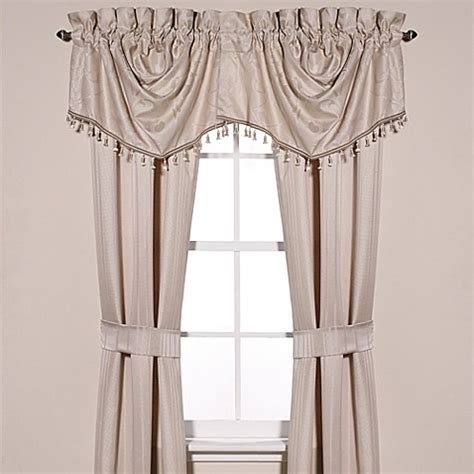 bed bath and beyond blinds croscill 174 grace window treatments bed bath beyond