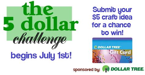 The $5 Craft Challenge Winner and Best Of Roundup ? Dollar