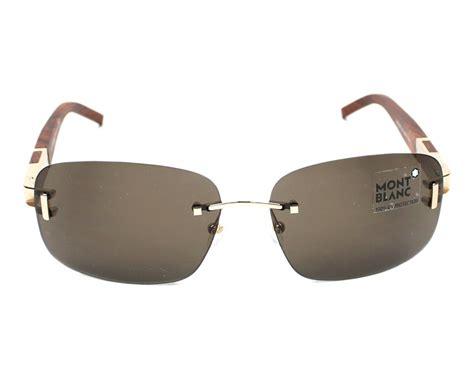 lunettes de soleil mont blanc mb408s 28j 60 visionet