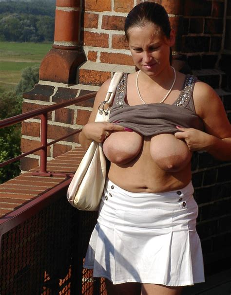 Gallery Of A Russian Wife With Big Saggy Tits