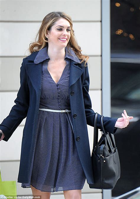 Hope Hicks Dress High Heels