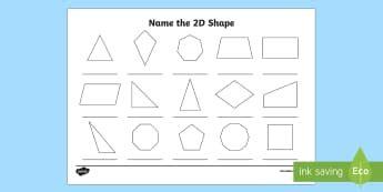 ks2 worksheets 2d shapes shape space and measure ks2 maths