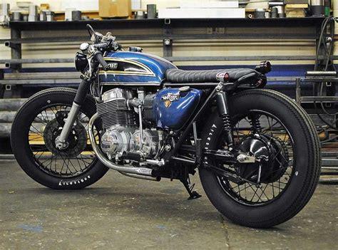 Motor Klasik Modifikasi by 30 Foto Modifikasi Honda Cb Klasik Paling Keren Dapur