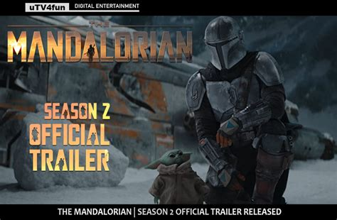 The Mandalorian - Watch season 2 official trailer, series ...