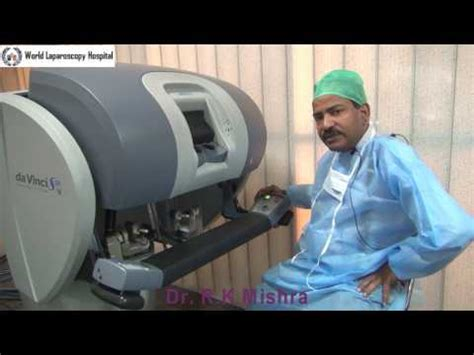 Da Vinci Robotic Hysterectomy • Video • MEDtube.net
