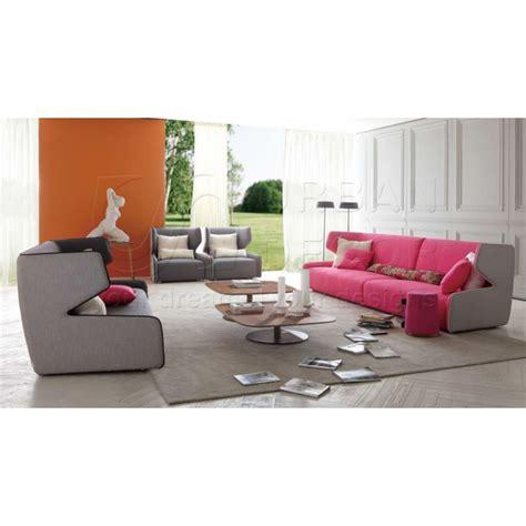 Contemporary Sofas India by Brace Designer Modular 4 Seater Sofa