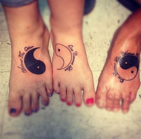 Mother Daughter Tattoo Ideas Can Really Read