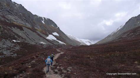 Tgo Challenge 2013 Trip Report  Part 2  Section Hikers