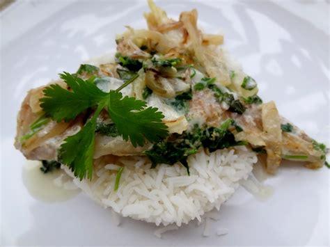 lait de coco cuisine poisson au lait de coco et coriandre la tendresse en cuisine