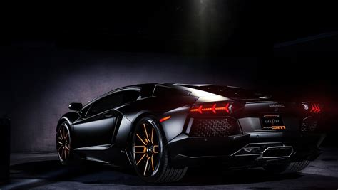 Black Lamborghini Hd Wallpapers by 1360x768 Lamborghini Black Laptop Hd Hd 4k Wallpapers