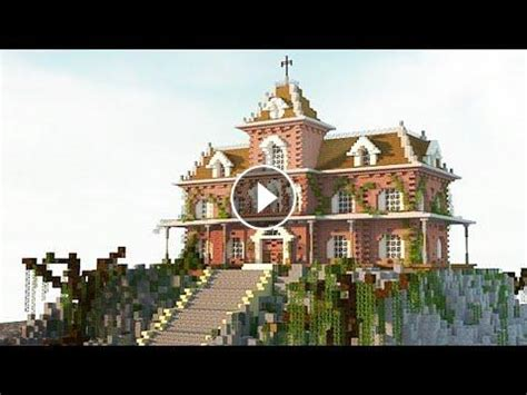spooky haunted house realistic mansion minecraft maps