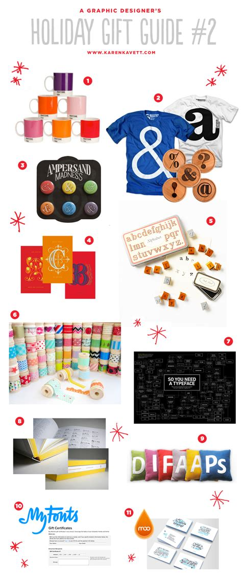 christmas gifts for graphic designers gift guide for graphic designers part 2 kavett
