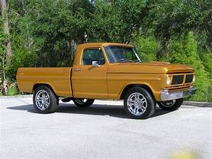 1972 Ford F-100 - Pictures