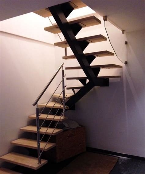 les 25 meilleures id 233 es concernant escalier 2 quart tournant sur garde corps bois
