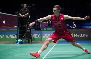 Sudirman Cup: Viktor Axelsen lifts Denmark over India ...