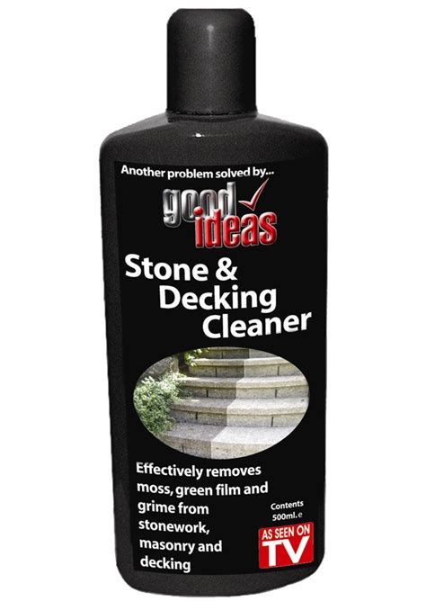 and decking cleaner 500ml patio decking cleaners
