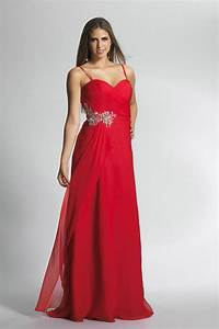 red prom dress with sexy spaghetti straps elite wedding With red cocktail dresses for weddings