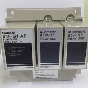 Floatless Level Switch 61f-g1-ap
