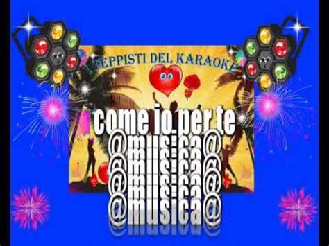 piccolo fiore i teppisti dei sogni karaoke i teppisti dei sogni piccolo fiore itdkmc