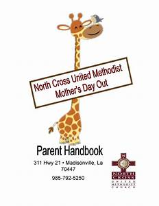 Mother's Day Out | North Cross UMC