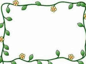 Spring Clip Art Borders - Cliparts.co