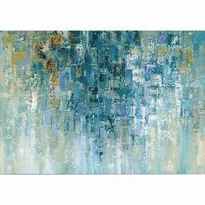 modern abstract wall art allmodern With what kind of paint to use on kitchen cabinets for large canvas wall art landscape