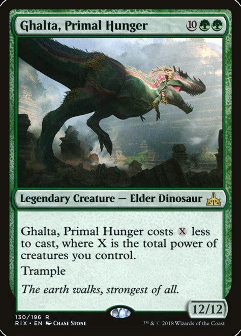 dinosaur cards  magic  gathering dot