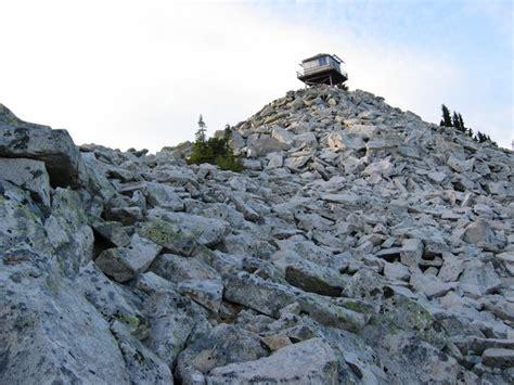 granite mountain mountain information