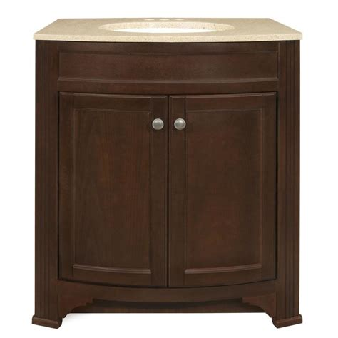Shop Style Selections Delyse Auburn Integrated Single Sink