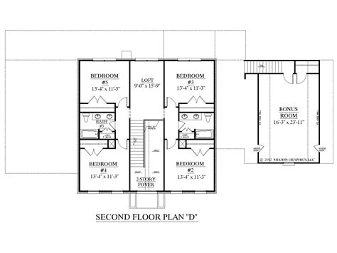 blueprint house plans houseplans biz house plan 3397 d the albany d
