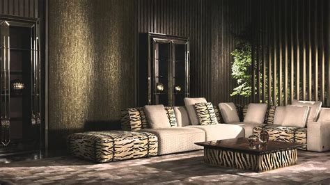 Roberto Cavalli Home by Roberto Cavalli Home Interiors 2016 Collection By