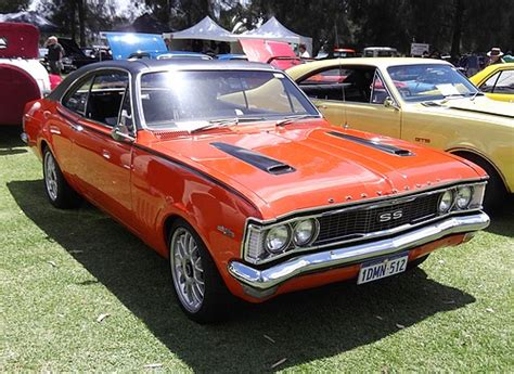 Chevrolet Ss (an Australian Holden Monaro Ht Built In