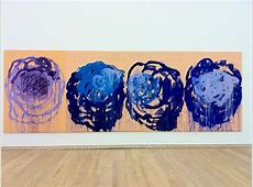 Cy Twombly Day of the Artist