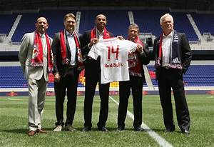 Erik Soler in New York Red Bulls Introduce Thierry Henry 2 ...