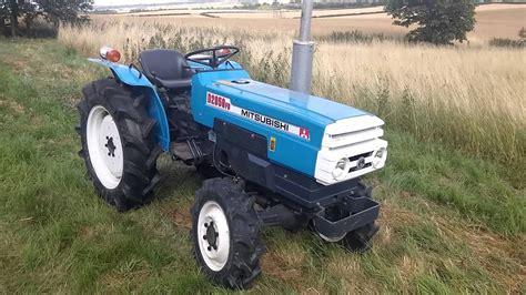 Mitsubishi Compact Tractor by Mitsubishi D2050 Fd Compact Tractor