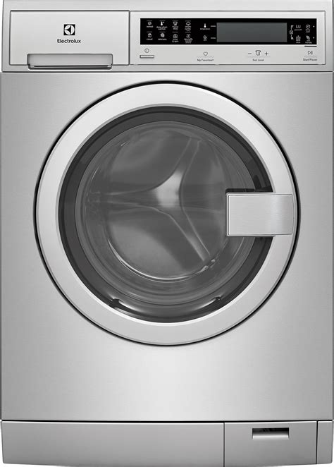 electrolux washing machine stackable stainless steel steam perfect brand