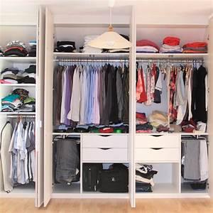 Offenen Kleiderschrank Nach Ma Planen Schrankwerkde