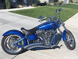 2008 Harley Davidson Rocker C  Fxcwc  W   Air Ride