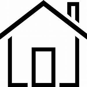 House Building Outline Svg Png Icon Free Download (#67183 ...