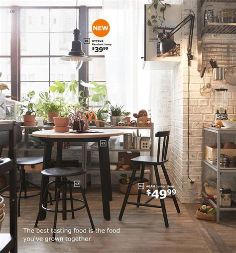 ikea kitchen island cart the best of what 39 s from the 2019 ikea catalog