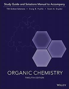 9781119077329  Organic Chemistry  12e Study Guide