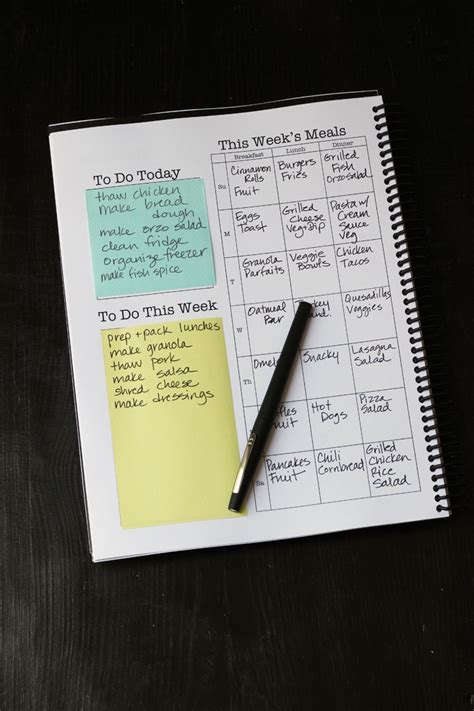 print  planner  month